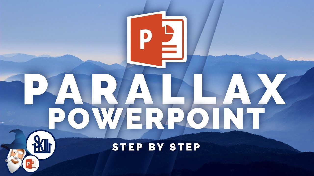 How To Create Parallax Effect Powerpoint Step By Step Youtube