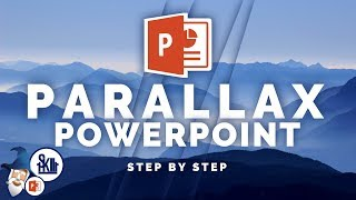 How To Create Parallax Effect PowerPoint  🔥 Step by Step 🔥
