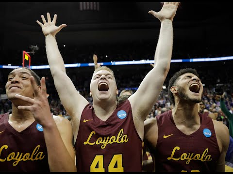 Loyola Ramblers are pulse of March Madness going into Final Four (video)