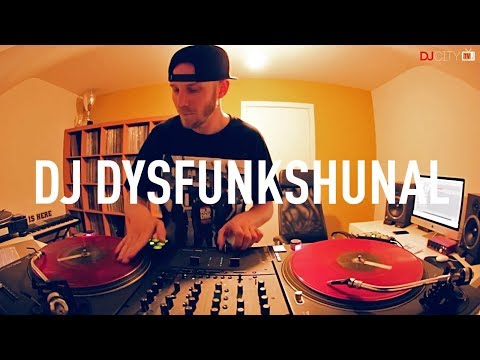 DJ Dysfunkshunal Performs Routine Using Big Seans Moves