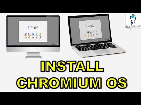 How To Install Chromium OS On PC