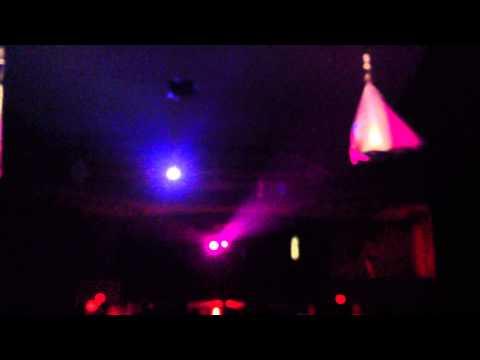 "DJ Splyce spins DJ Scotty Boy ""Shiny Disco Ball"" at Supperclub Hollywood"