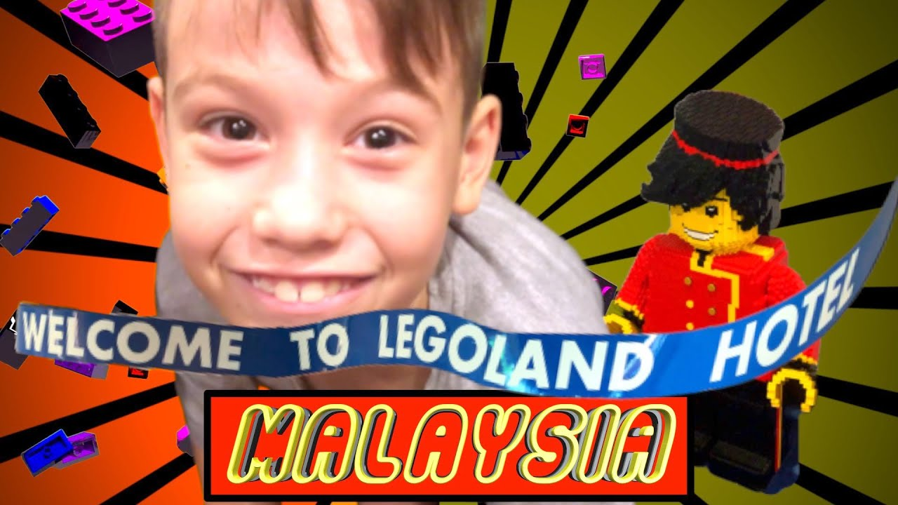 LEGOLAND Hotel Malaysia Hotel Tour   What to do at ...