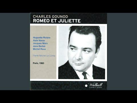Roméo et Juliette, Act I, Scene 4: