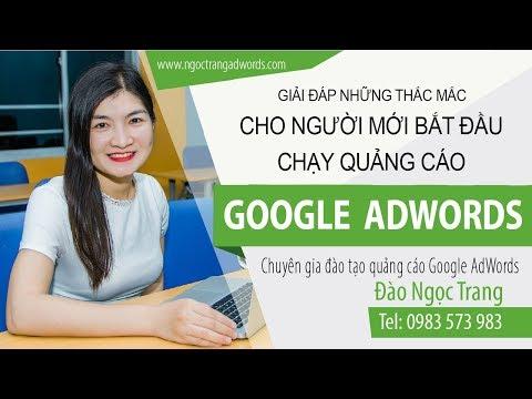 [Livestream] Giải Đáp Những Thắc Mắc Cho Người Mới Bắt Đầu Chạy quảng cáo Google AdWords