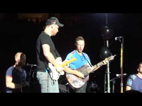 """Til Kingdom Come"" Coldplay@Lincoln Financial Field Philadelphia 8/6/16"