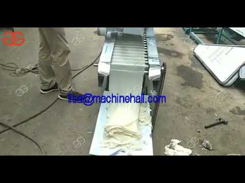 Commercial Rice Noodle Making Machine Youtube|Machine For Making Rice Noodle
