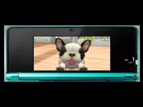 Nintendogs And Cats Youtube Trailer