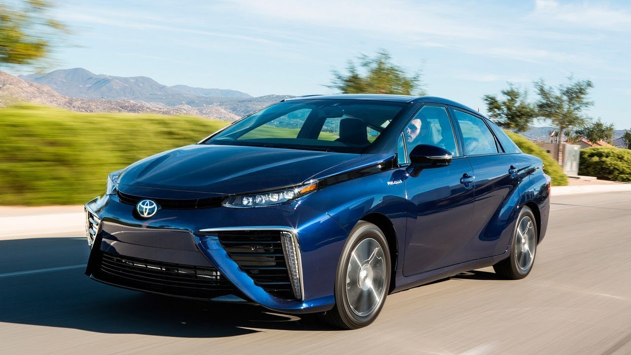 2018 Toyota Mirai Price Release Date And Specs Youtube