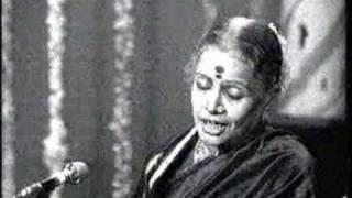 M S Subbulakshmi - Kripaya Paalayashaure - Charukeshi - Maharaja Swati Tirunal