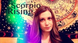 SCORPIO RISING  ♏ scorpio ascendant