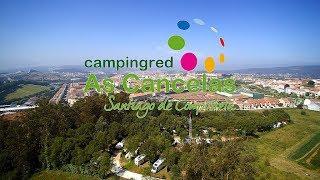 Camping As Cancelas, Santiago de Compostela (Camino de Santiago)