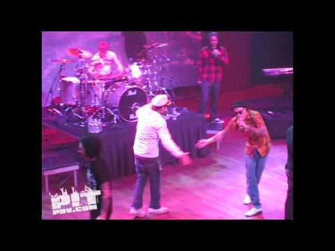 HOLLYWOOD UNDEAD • Bitches  California • Dallas, Texas 2009 • PIT POV HQ