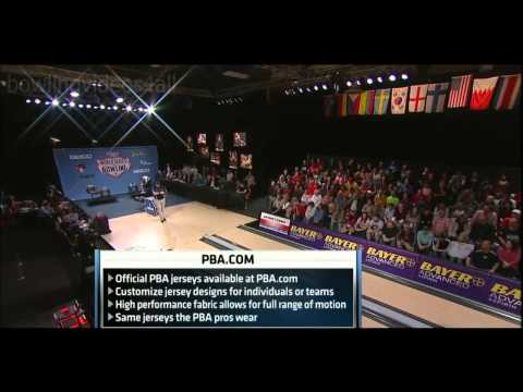 2013 Bowlers Journal PBA Scorpion Championship Title Match HD