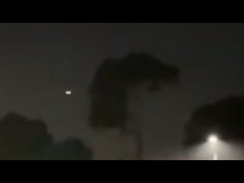 UFO Sighted Over San Ysidro, California ( November 4, 2020 )