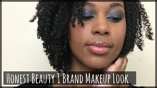 Honest Beauty One Brand Look on Dry Sensitive, Acne Prone Skin