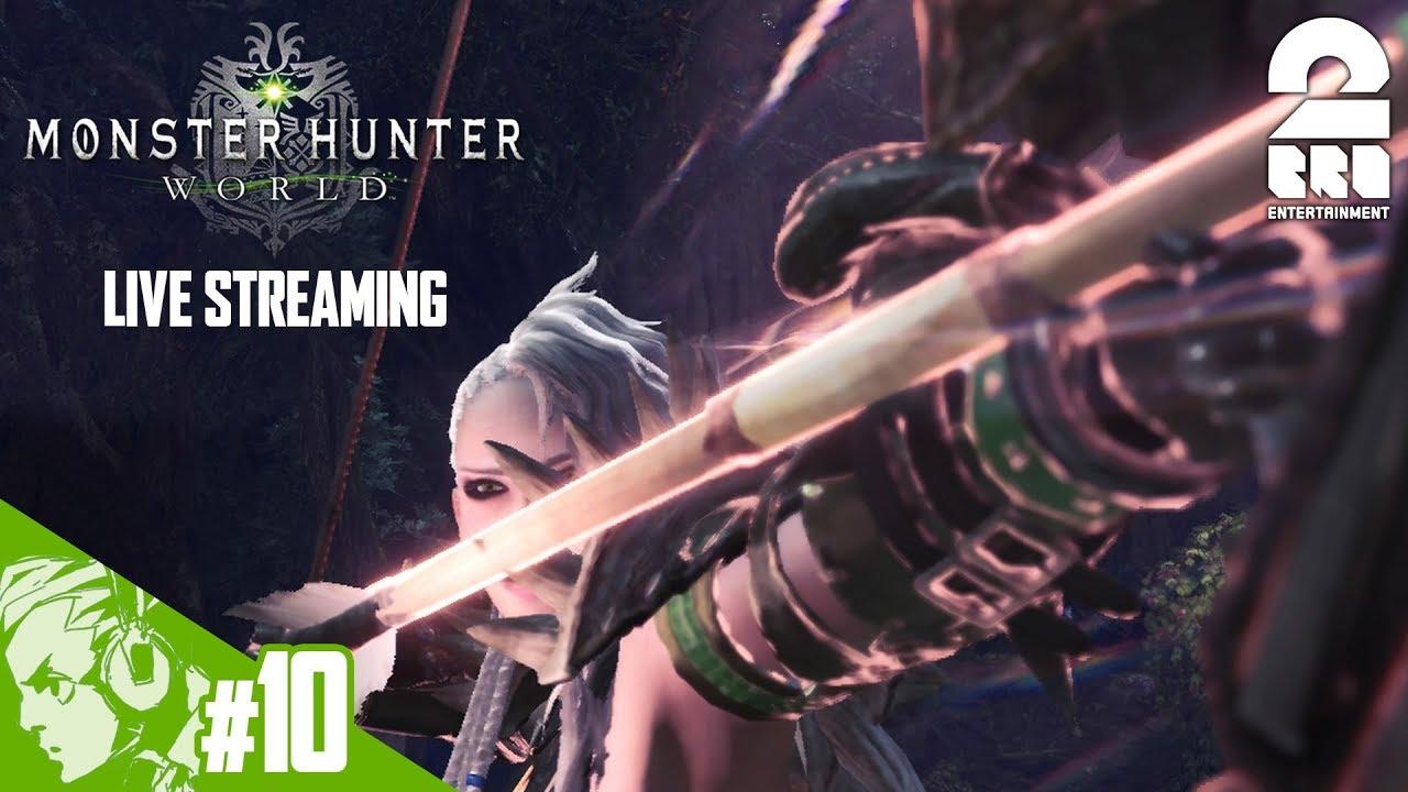 Hunter stream