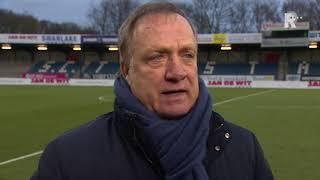 Dick Advocaat Na Telstar-sparta 1-0: 'in Elke Linie