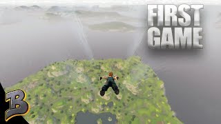 FREE TO PLAY! First Game! Fortnite Battle Royale Ep 1