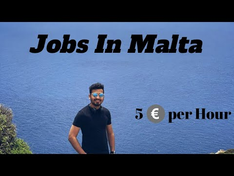 Jobs In Malta (real Life Experience)
