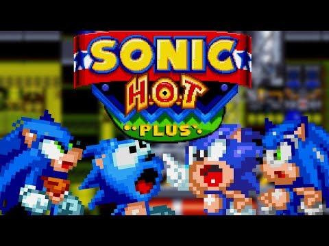 Hedgehogs of Time PLUS Update! (Sonic Mania Plus H.O.T. Mod)