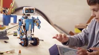 LEGO Boost, para crear y programar robots