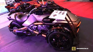 2020 Can Am Spyder F3 S - Walkaround - 2020 Toronto Motorcycle Show