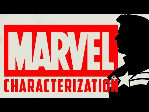 Marvel's Super-Powered Characterization