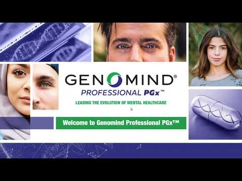Introducing Genomind Professional PGx – Personal. Proven. Precise