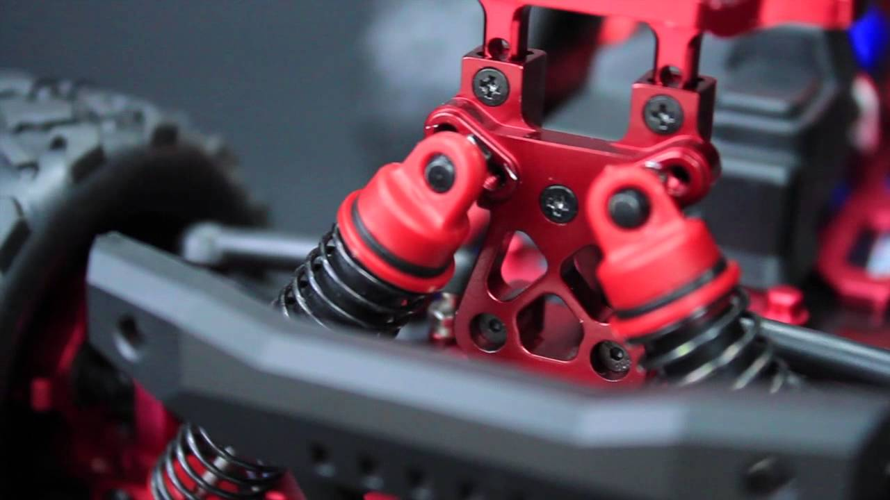 Traxxas LaTrax Teton Aluminum Upgrades By Boom Racing