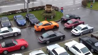 Pimania    Raduno Porsche sul Garda 2013