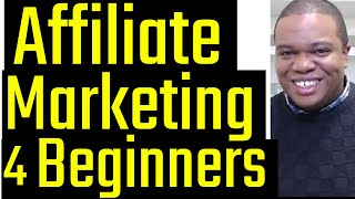 Affiliate Marketing For Beginners 2019 (Make $1,000 A Day!)