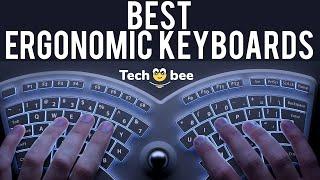 TOP 5: Best Ergonomic Keyboards for 2018  - Tech Bee 🐝