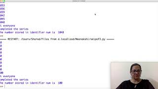 Class 11 IP(065) Introduction to Python Programming Part-11 by Meenakshi Mam
