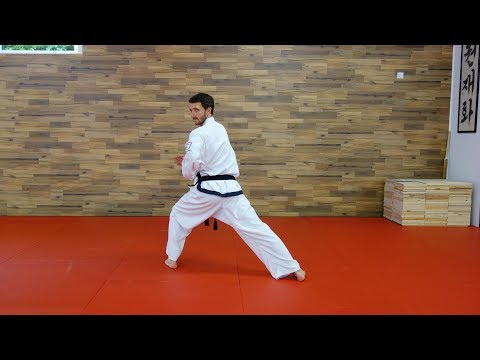 16.-hyong---sam-il-(slow)---taekwondo-form