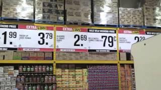 Spesa al supermercato (Nuova Zelanda)