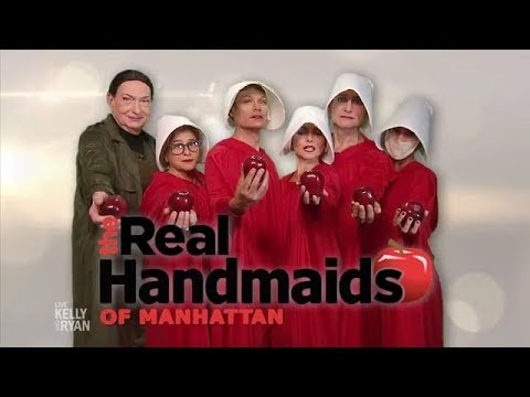 The Real Handmaids of Manhattan image