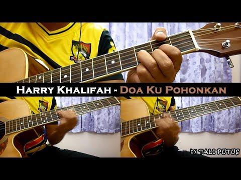 Harry Khalifah - Doaku Pohonkan (Instrumental/Full Acoustic/Guitar Cover)