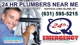 Plumbers Near Me Commack NY - 24 Hour Plumbers Near Commack
