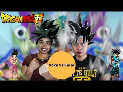 ULTRA INSTINCT GOKU VS KEFLA Dragon Ball Super Episode 115 Reaction! Couple Reaction!