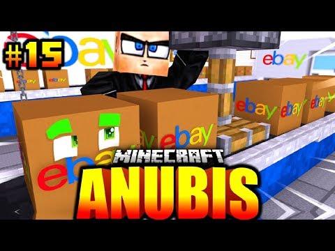 DER AUSBRUCH mit EBAY? - Minecraft ANUBIS 15 Deutsch