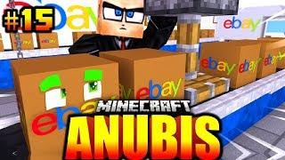 DER AUSBRUCH mit EBAY?! - Minecraft ANUBIS #15 [Deutsch/HD]