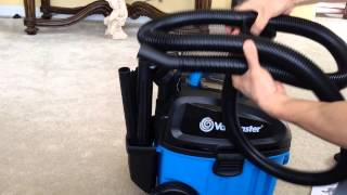 VacMaster vacuum review