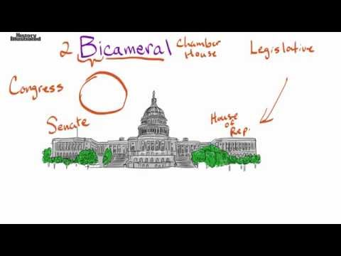 Bicameral Definition for Kids