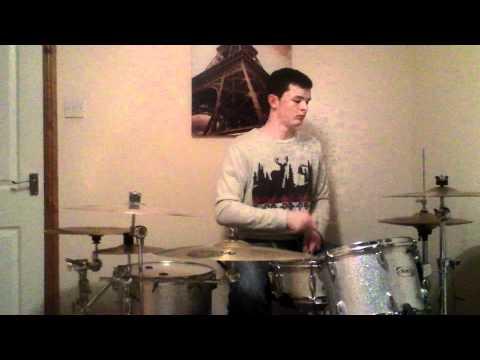skrillex (ft nero) - promises - drum cover