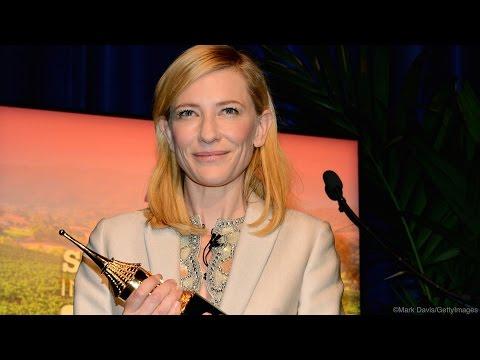 Cate Blanchett Wins Outstanding Performer of the Year at Santa Barbara International Film Festival