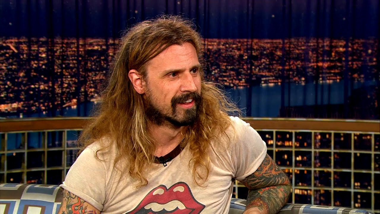 Rob Zombie Thinks Clowns Are Pathetic | Late Night with Conan O'Brien