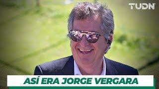 Así era Jorge Vergara