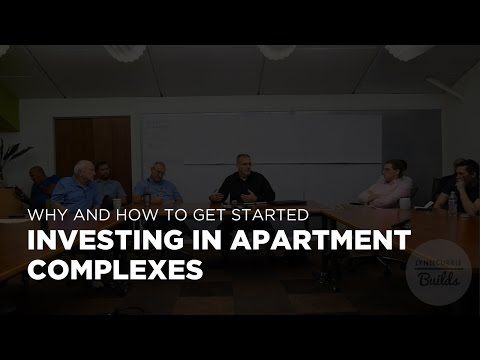 How to Invest in Apartment Complexes