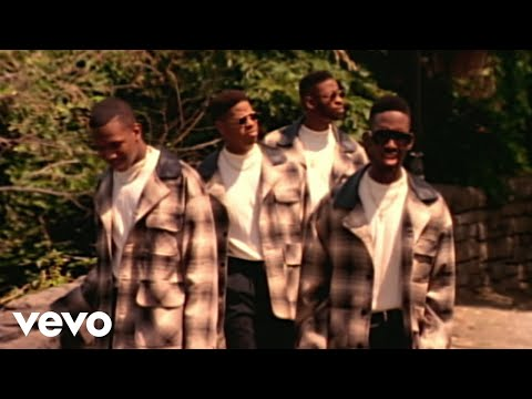 Boyz II Men - End Of The Road:歌詞+中文翻譯